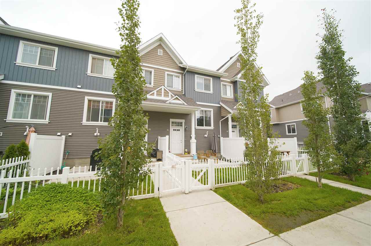 Main Photo: 84 4050 SAVARYN Drive in Edmonton: Zone 53 Townhouse for sale : MLS®# E4165777
