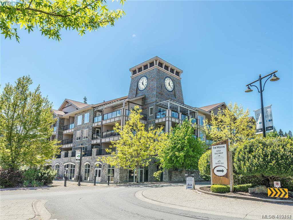 Main Photo: 203 1335 Bear Mountain Parkway in VICTORIA: La Bear Mountain Condo Apartment for sale (Langford)  : MLS®# 419444