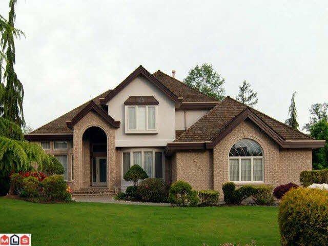 Main Photo: 16201 MORGAN CREEK CRESCENT in : Morgan Creek House for sale : MLS®# F1202664