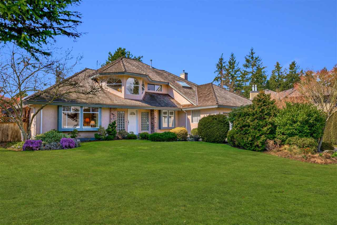 Main Photo: 2325 132 Street in Surrey: Elgin Chantrell House for sale (South Surrey White Rock)  : MLS®# R2448022