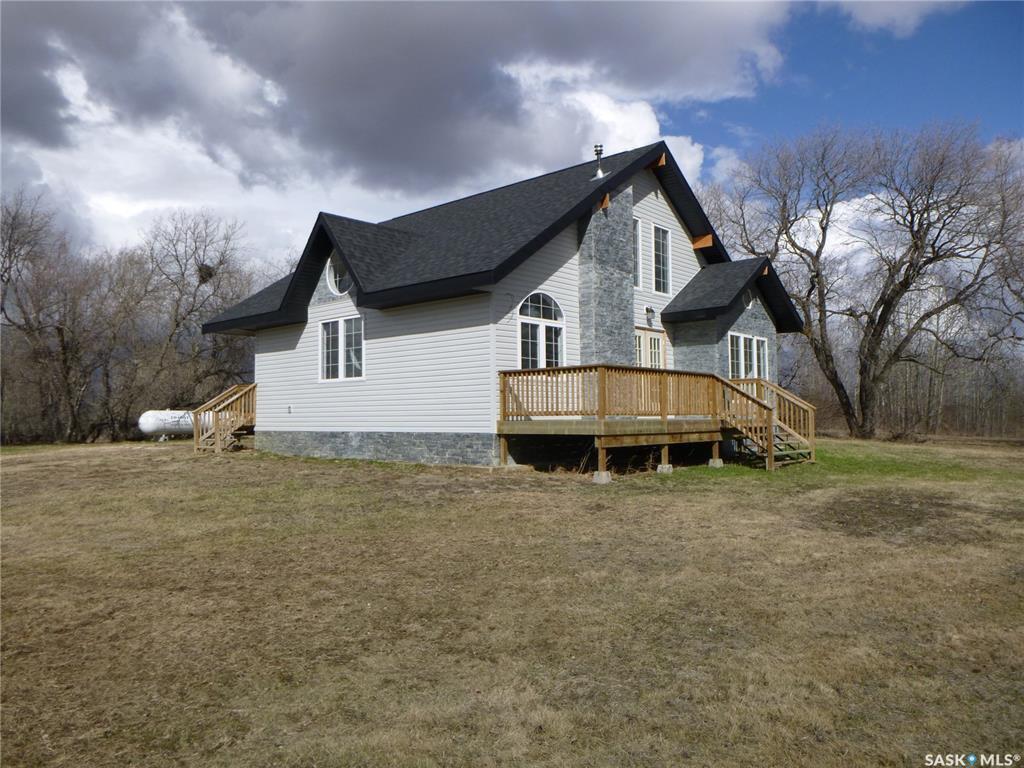 Main Photo: Wicks Acreage in Bjorkdale: Residential for sale (Bjorkdale Rm No. 426)  : MLS®# SK806026