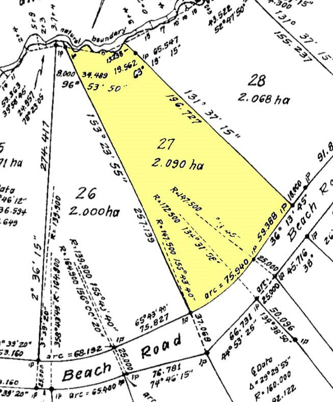 Main Photo: LOT 27 BEACH Road in Burns Lake: Burns Lake - Rural South Land for sale (Burns Lake (Zone 55))  : MLS®# R2468426