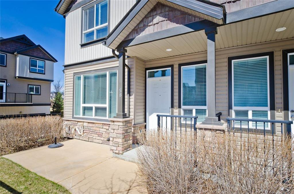Main Photo: 58 KINCORA Heath NW in Calgary: Kincora Row/Townhouse for sale : MLS®# C4303570