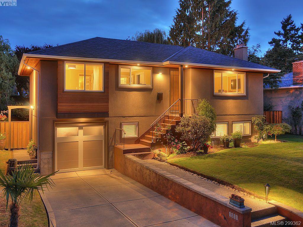 Main Photo: 1011 Gosper Cres in VICTORIA: Es Kinsmen Park House for sale (Esquimalt)  : MLS®# 584592