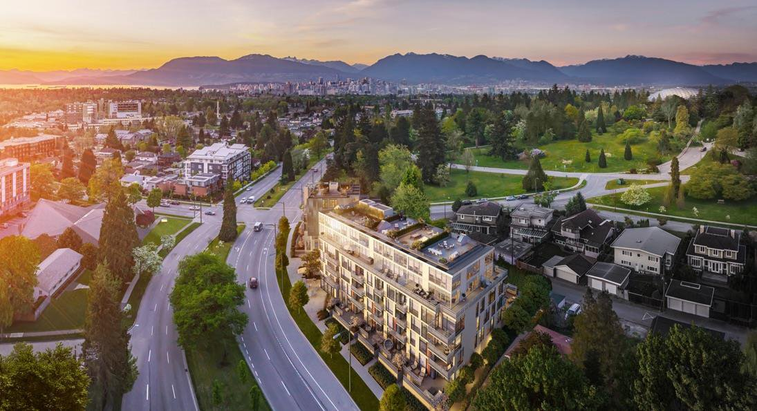 """Main Photo: A104 4908 CAMBIE Street in Vancouver: Cambie Condo for sale in """"PRIMROSE"""" (Vancouver West)  : MLS®# R2478361"""