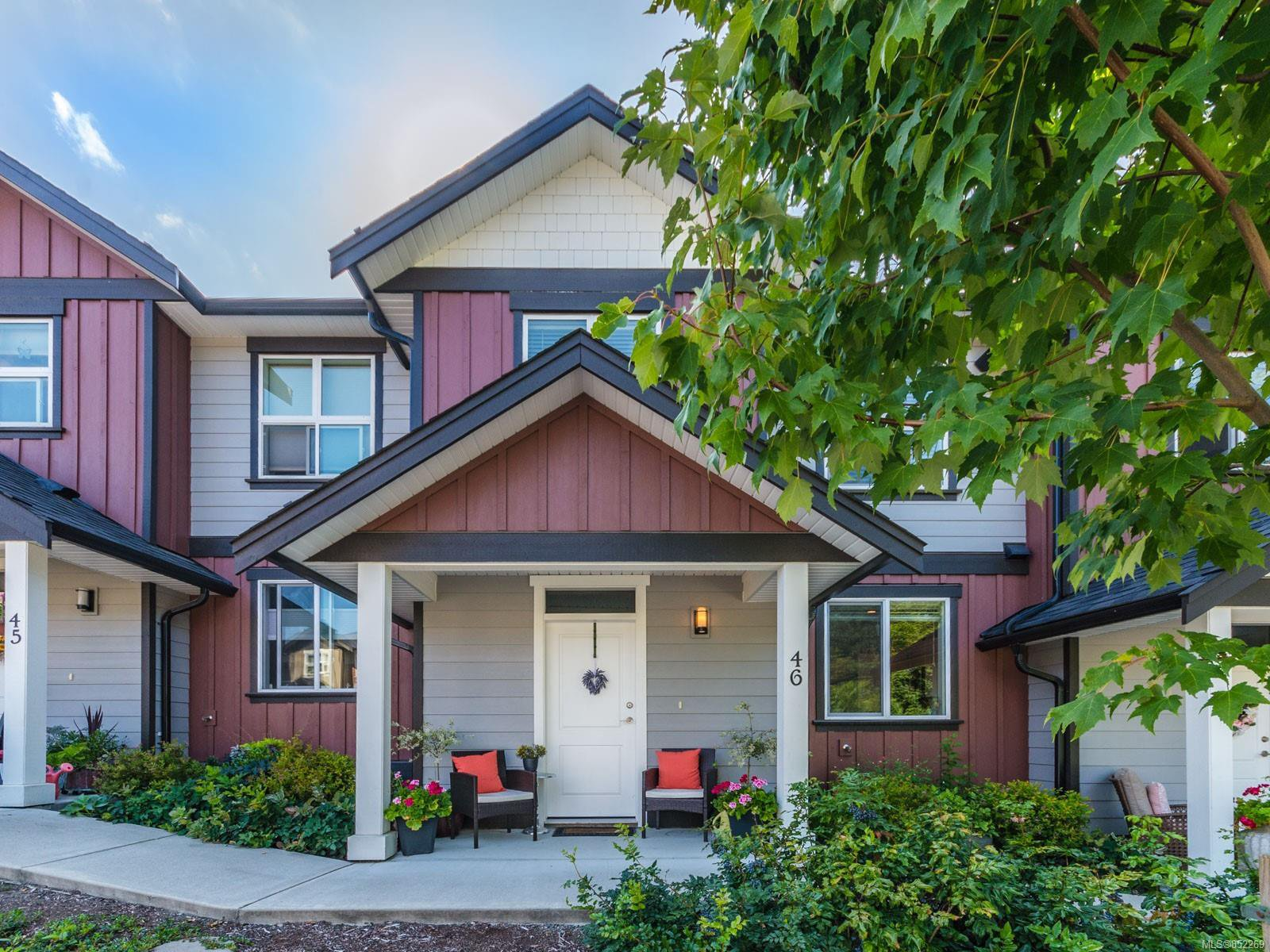 Main Photo: 46 512 Jim Cram Dr in : Du Ladysmith Row/Townhouse for sale (Duncan)  : MLS®# 852269