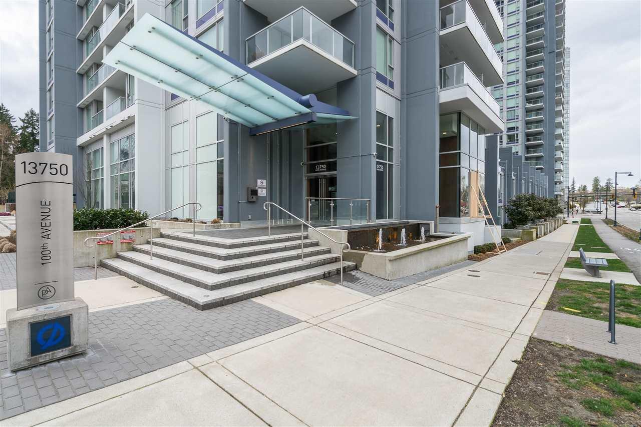 "Main Photo: 4010 13750 100 Avenue in Surrey: Whalley Condo for sale in ""Park Avenue East"" (North Surrey)  : MLS®# R2498784"