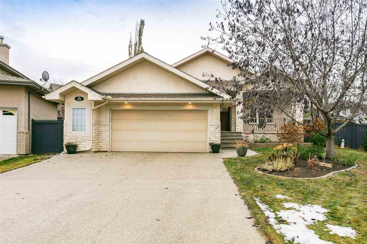 Main Photo: 251 TORY Crescent in Edmonton: Zone 14 House for sale : MLS®# E4219530
