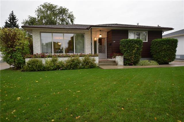 Photo 1: Photos: 14 Coralberry Avenue in Winnipeg: Garden City Residential for sale (4G)  : MLS®# 1926397