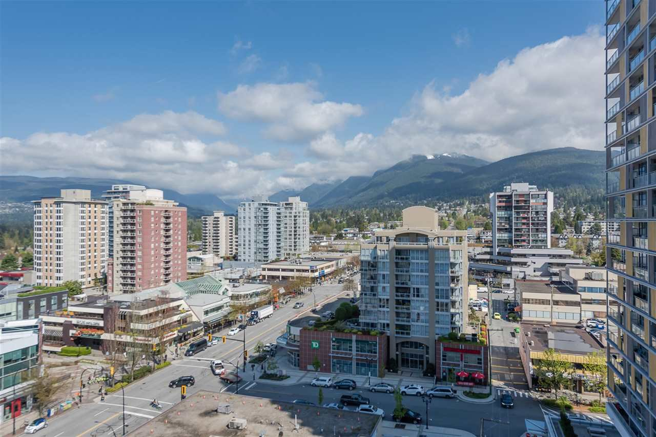 """Main Photo: 1001 112 E 13TH Street in North Vancouver: Central Lonsdale Condo for sale in """"CENTREVIEW"""" : MLS®# R2419575"""