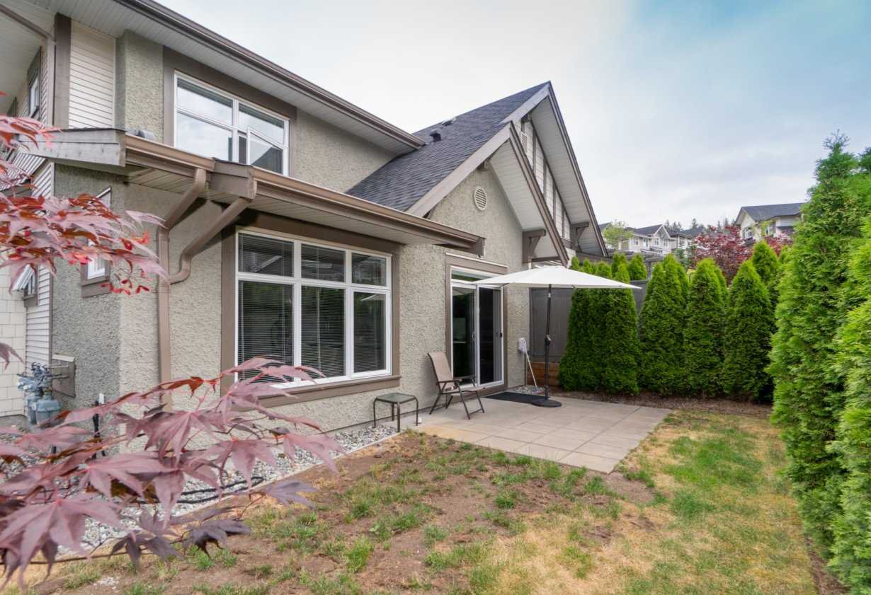 """Main Photo: 51 3400 DEVONSHIRE Avenue in Coquitlam: Burke Mountain Townhouse for sale in """"GATEWAY PROPERTY MANAGEMENT"""" : MLS®# R2422998"""