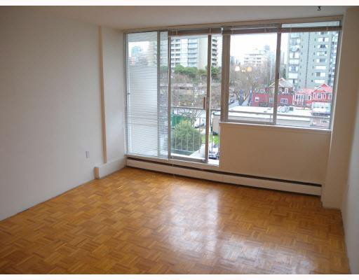 Main Photo: 501 1850 COMOX STREET in : West End VW Condo for sale : MLS®# V807502