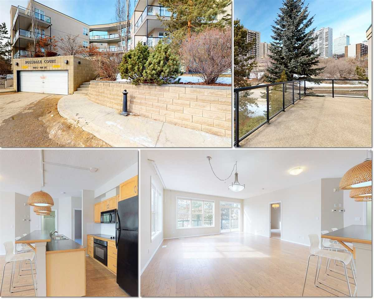 Main Photo: 214 9804 101 Street in Edmonton: Zone 12 Condo for sale : MLS®# E4191257
