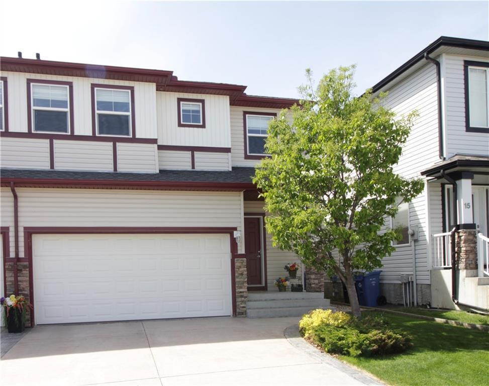 Main Photo: 19 EVERRIDGE Villa SW in Calgary: Evergreen Semi Detached for sale : MLS®# C4297009