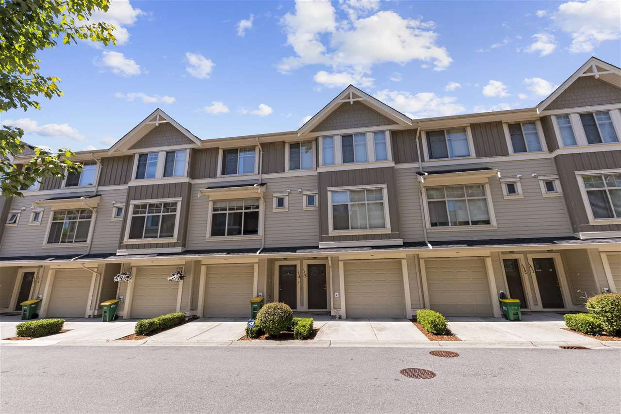 "Main Photo: 114 19525 73 Avenue in Surrey: Clayton Townhouse for sale in ""Uptown"" (Cloverdale)  : MLS®# R2477208"