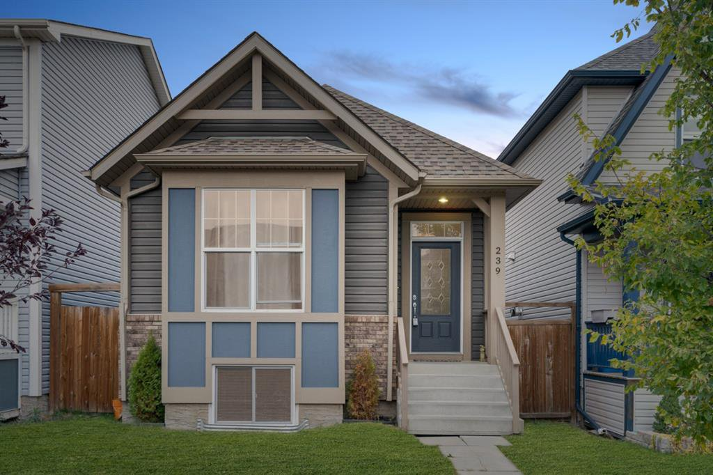Main Photo: 239 NEW BRIGHTON Landing SE in Calgary: New Brighton Detached for sale : MLS®# A1038610