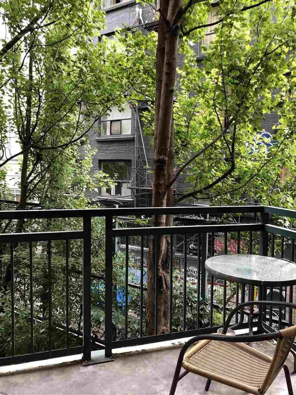 """Main Photo: 218 22 E CORDOVA Street in Vancouver: Downtown VE Condo for sale in """"VAN HORNE"""" (Vancouver East)  : MLS®# R2506123"""