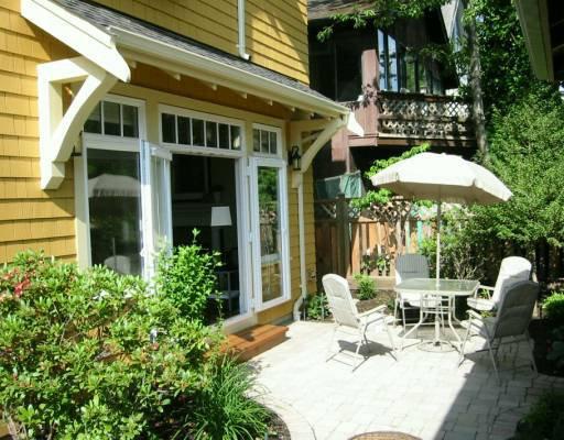 Main Photo: 3530 W 5TH AV in Vancouver: Kitsilano House 1/2 Duplex for sale (Vancouver West)  : MLS®# V594906