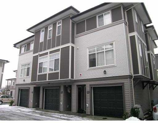 "Main Photo: 1010 EWEN Ave in New Westminster: Queensborough Townhouse for sale in ""WINDSOR MEWS"" : MLS®# V626135"