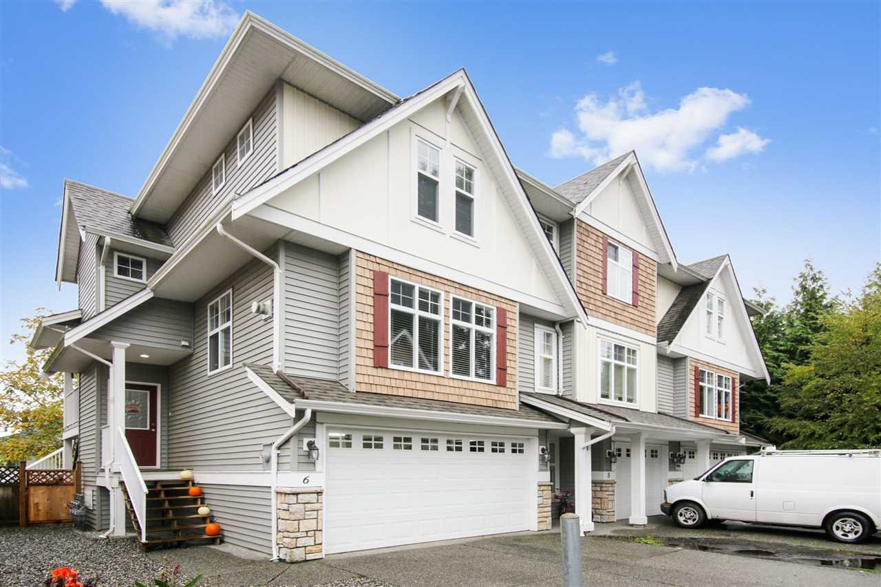 "Main Photo: 6 45573 KIPP Avenue in Chilliwack: Chilliwack W Young-Well Townhouse for sale in ""Mayberry Court"" : MLS®# R2412554"