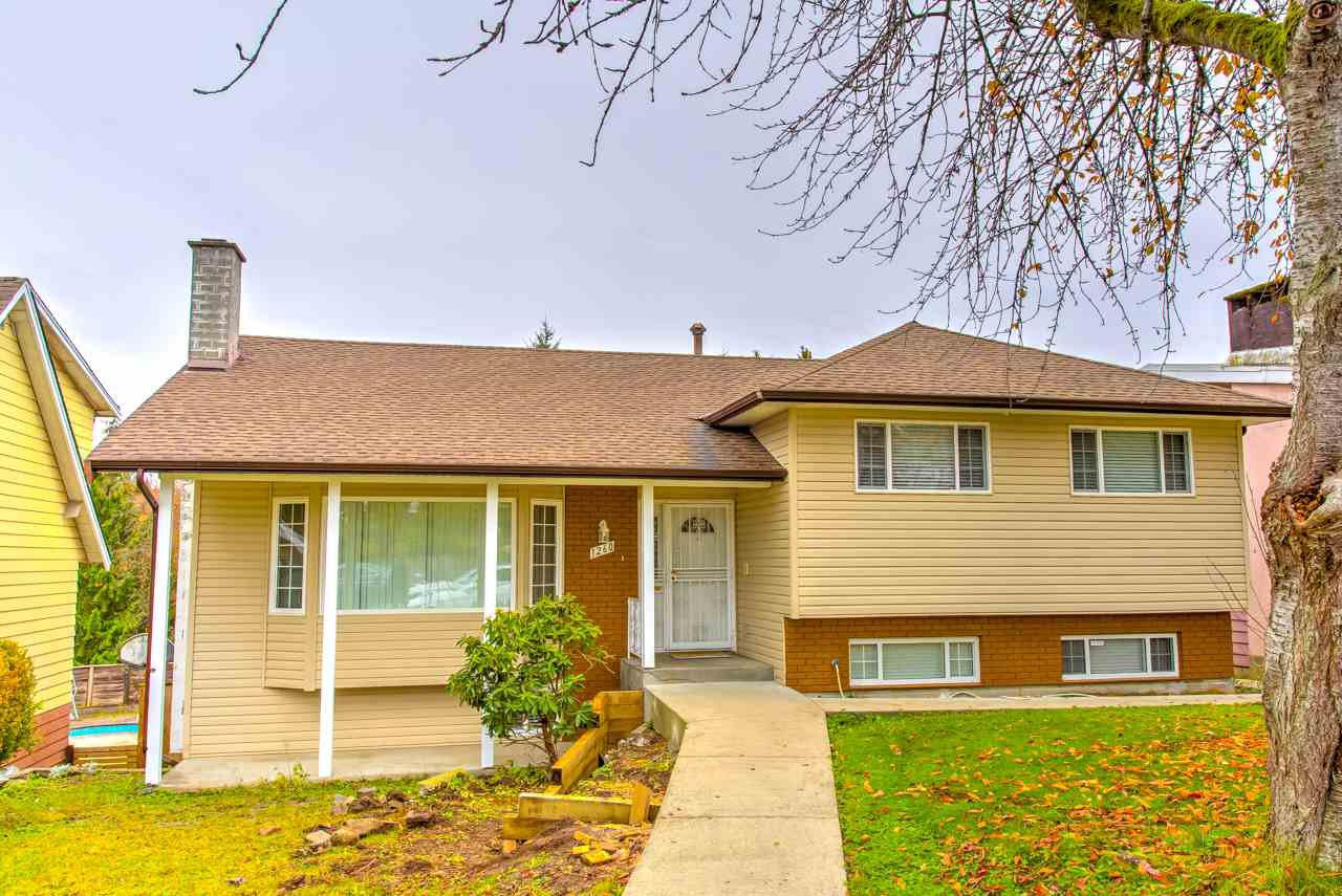 "Main Photo: 1260 EASTLAWN Drive in Burnaby: Brentwood Park House for sale in ""BRENTWOOD PARK"" (Burnaby North)  : MLS®# R2419734"