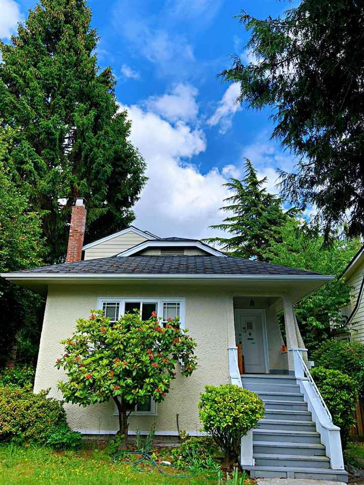 Main Photo: 6576 YEW Street in Vancouver: S.W. Marine House for sale (Vancouver West)  : MLS®# R2463184