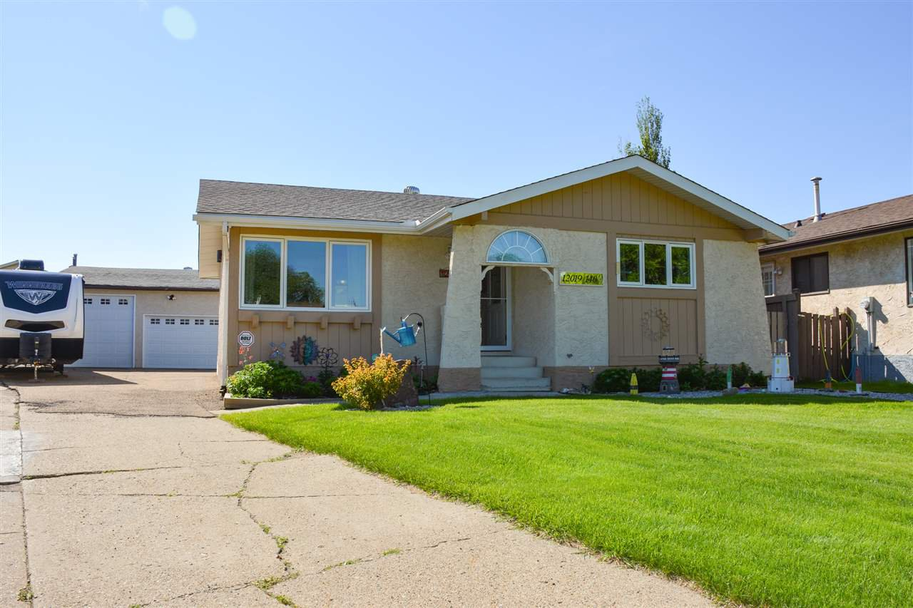 Main Photo: 12019 140 Avenue in Edmonton: Zone 27 House for sale : MLS®# E4202124
