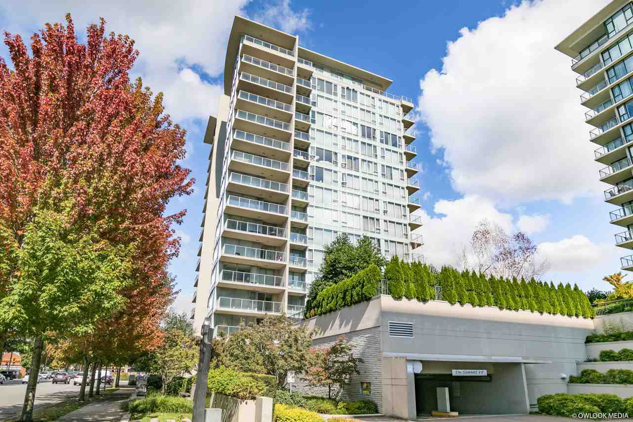"""Main Photo: 1701 5028 KWANTLEN Street in Richmond: Brighouse Condo for sale in """"Seasons"""" : MLS®# R2506428"""
