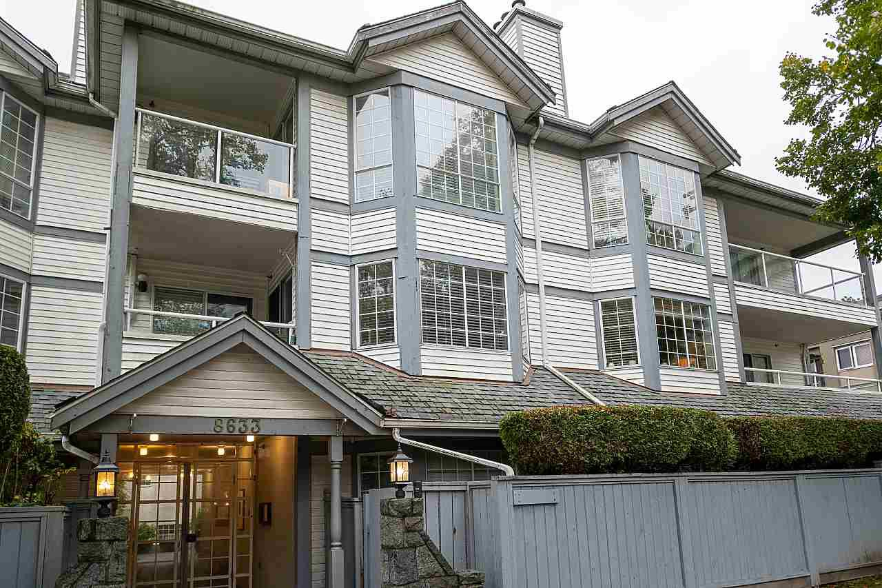 """Main Photo: 104 8633 SW MARINE Drive in Vancouver: Marpole Condo for sale in """"SOUTHBEND"""" (Vancouver West)  : MLS®# R2510808"""