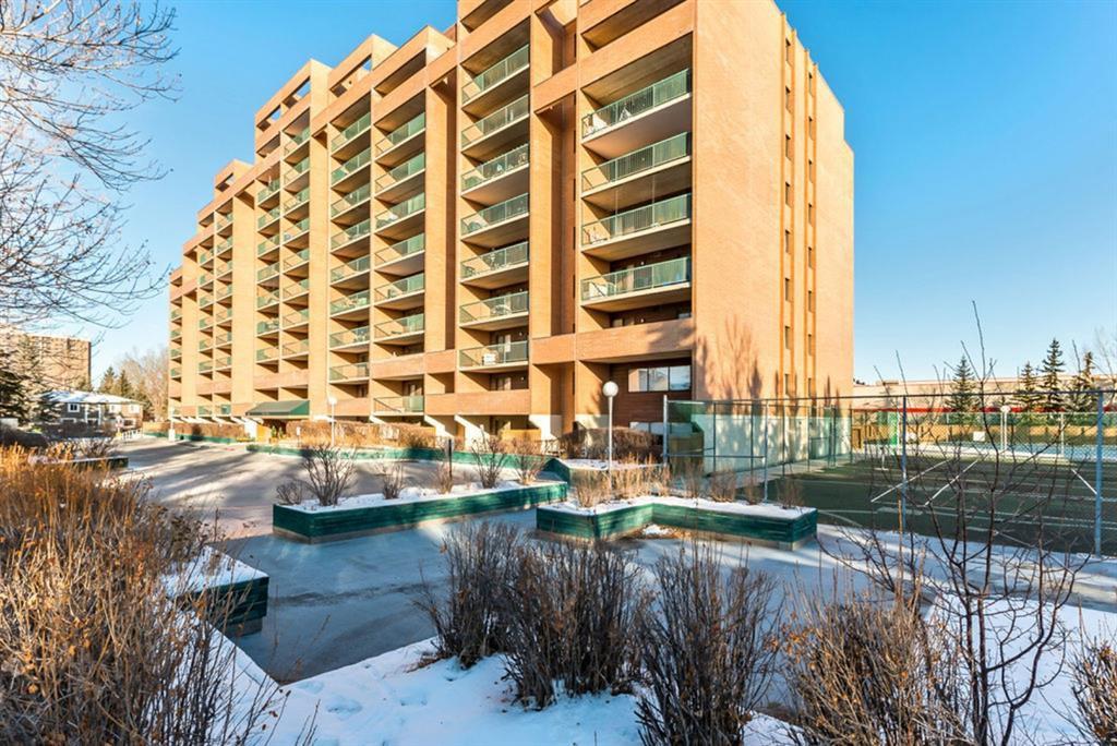 Main Photo: 209 5204 Dalton Drive NW in Calgary: Dalhousie Apartment for sale : MLS®# A1044699