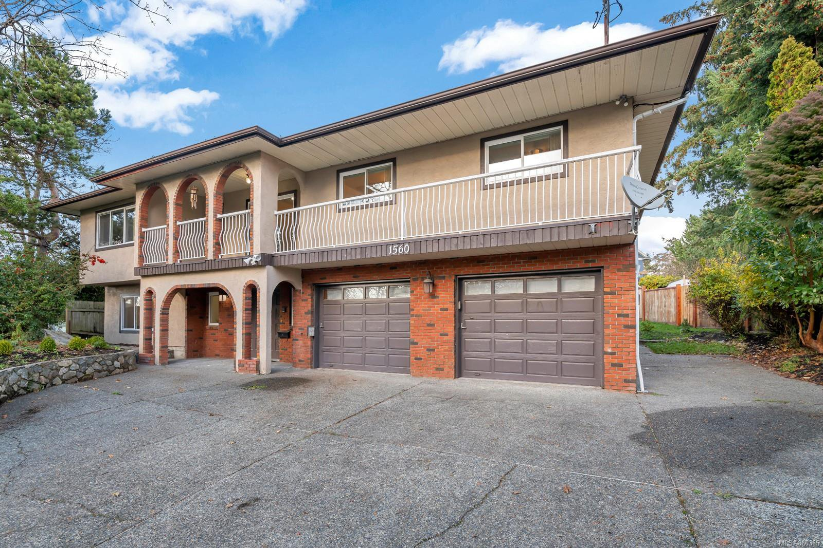 Main Photo: 1560 Brodick Cres in : SE Mt Doug House for sale (Saanich East)  : MLS®# 860365