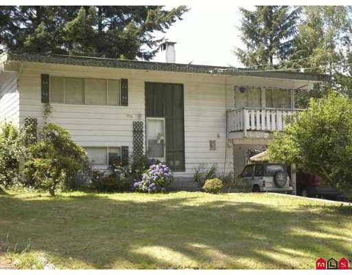 Main Photo: 9725 130TH ST in Surrey: Cedar Hills House for sale (North Surrey)  : MLS®# F2616573