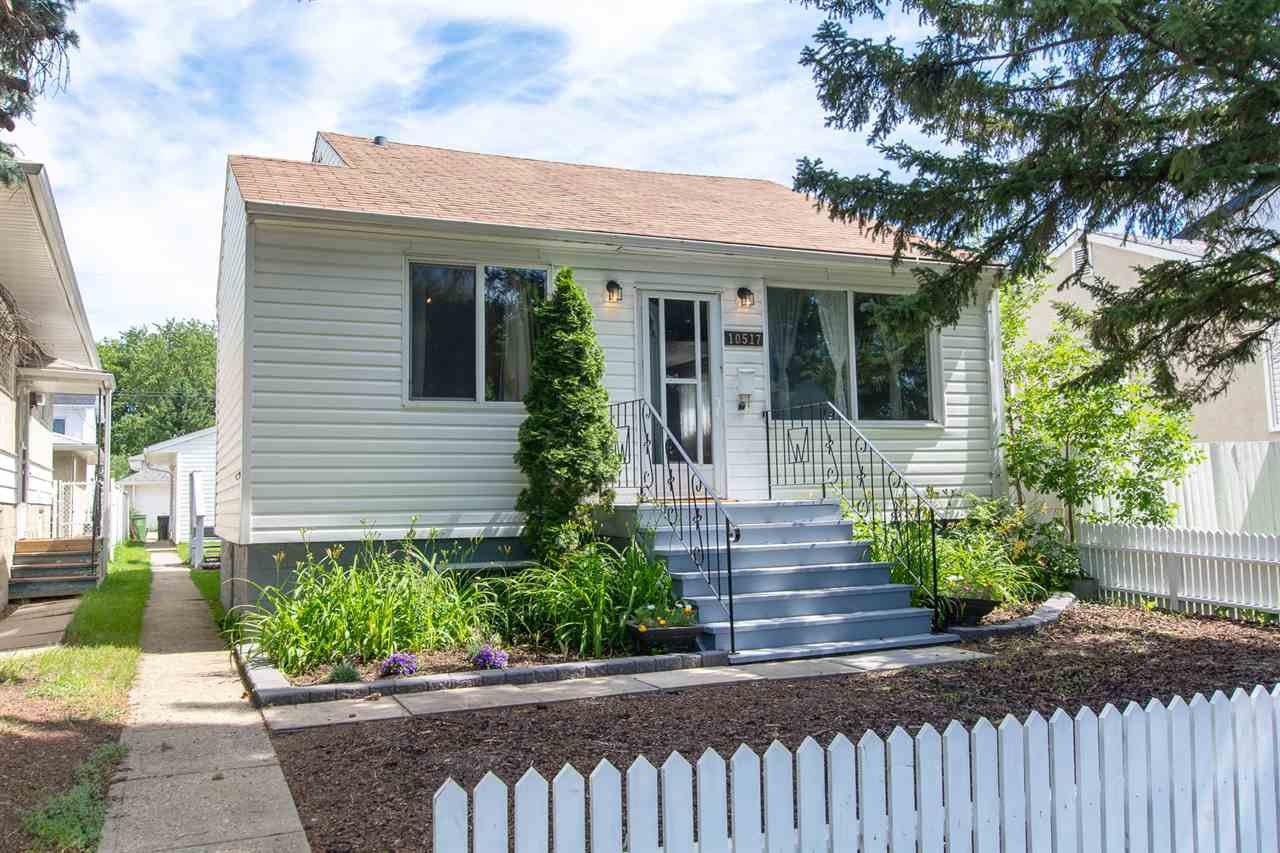 Main Photo: 10517 84 Street in Edmonton: Zone 19 House for sale : MLS®# E4166957