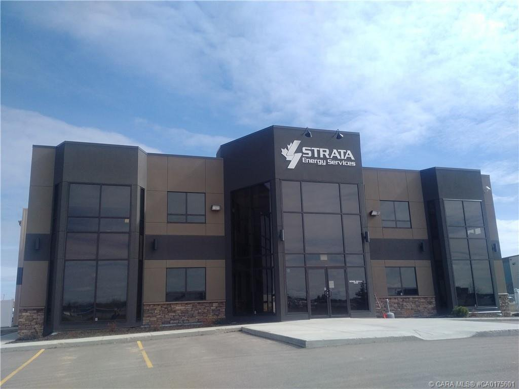 Main Photo: 245 27312 Township Road 394 in Rural Lacombe County: LC Aspelund Industrial Park Commercial for sale (Lacombe County)  : MLS®# CA0175601