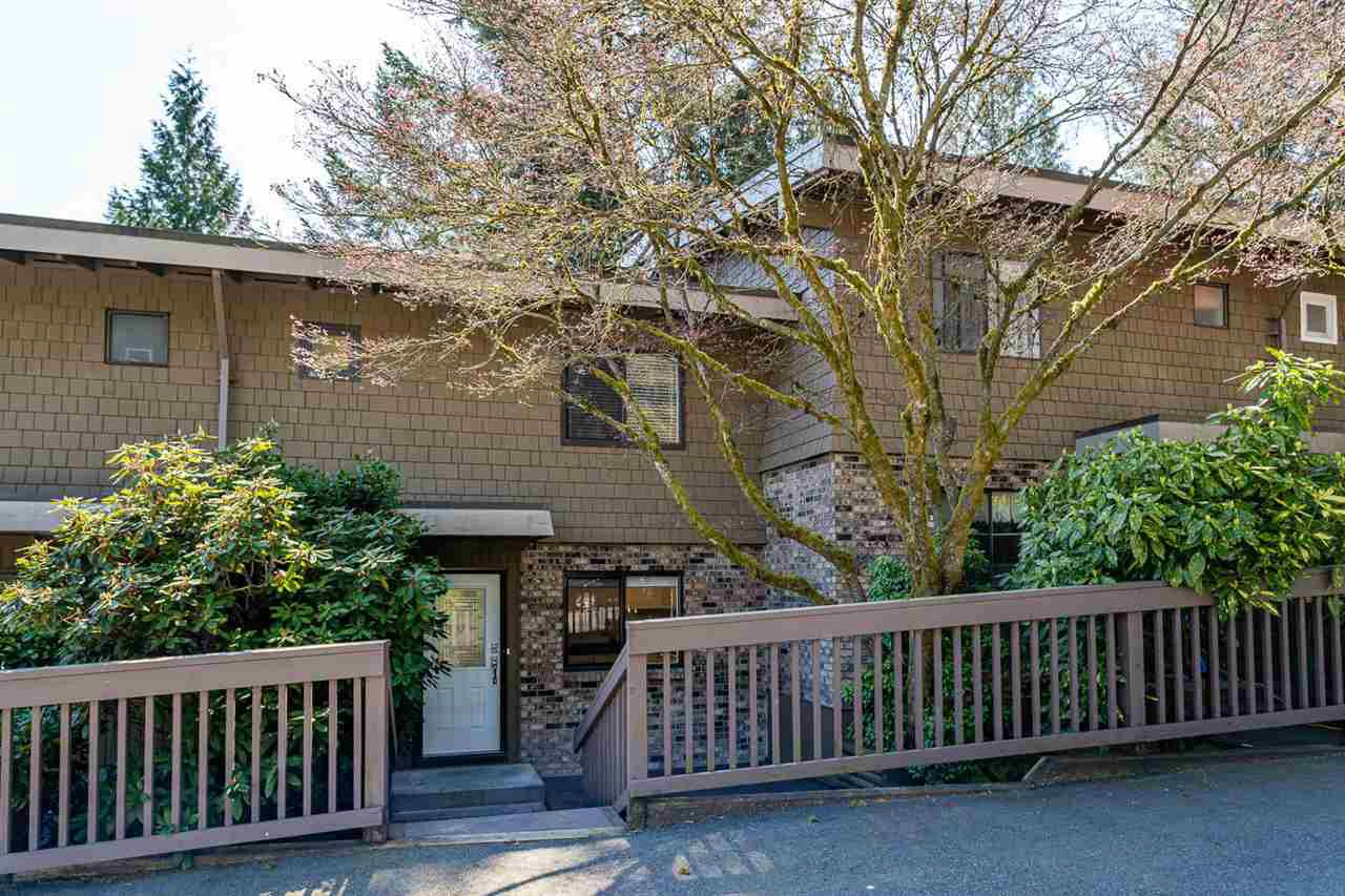 "Main Photo: 335A EVERGREEN Drive in Port Moody: College Park PM Townhouse for sale in ""The Evergreens"" : MLS®# R2450504"