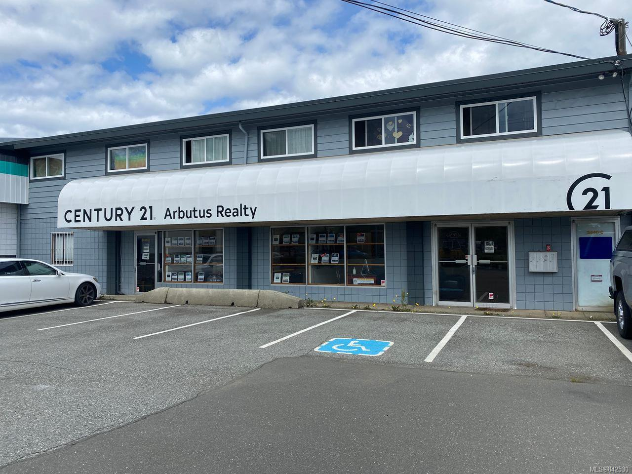 Main Photo: A 2440 Cliffe Ave in COURTENAY: CV Courtenay City Business for lease (Comox Valley)  : MLS®# 842530