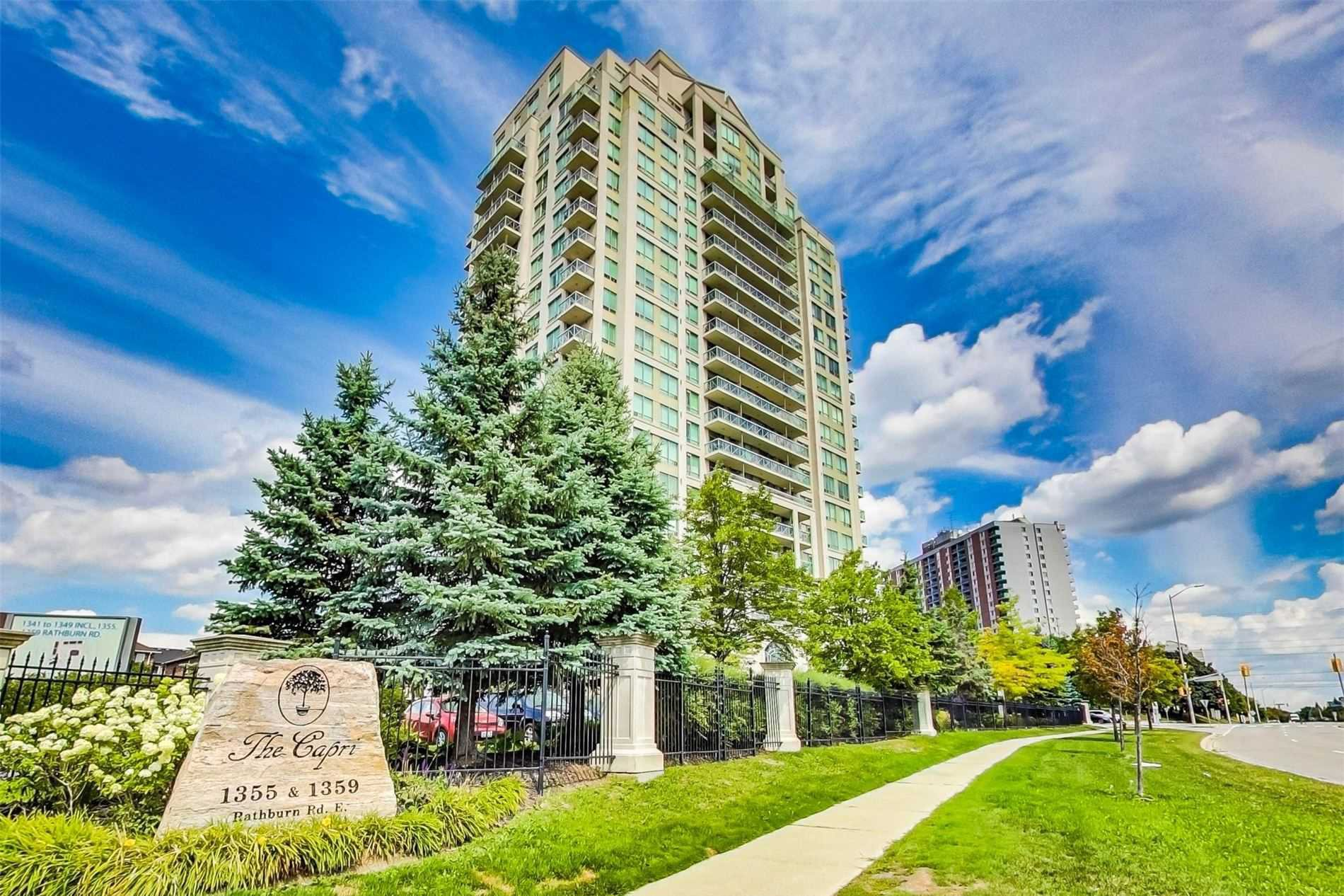 Main Photo: 710 1359 E Rathburn Road in Mississauga: Rathwood Condo for lease : MLS®# W4876887