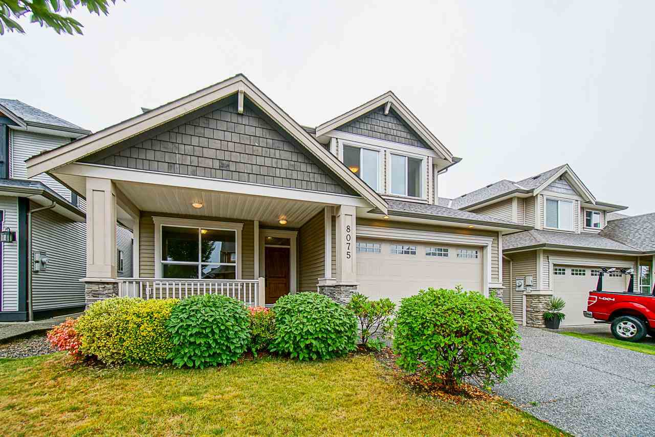 Main Photo: 8075 210 Street in Langley: Willoughby Heights House for sale : MLS®# R2490192
