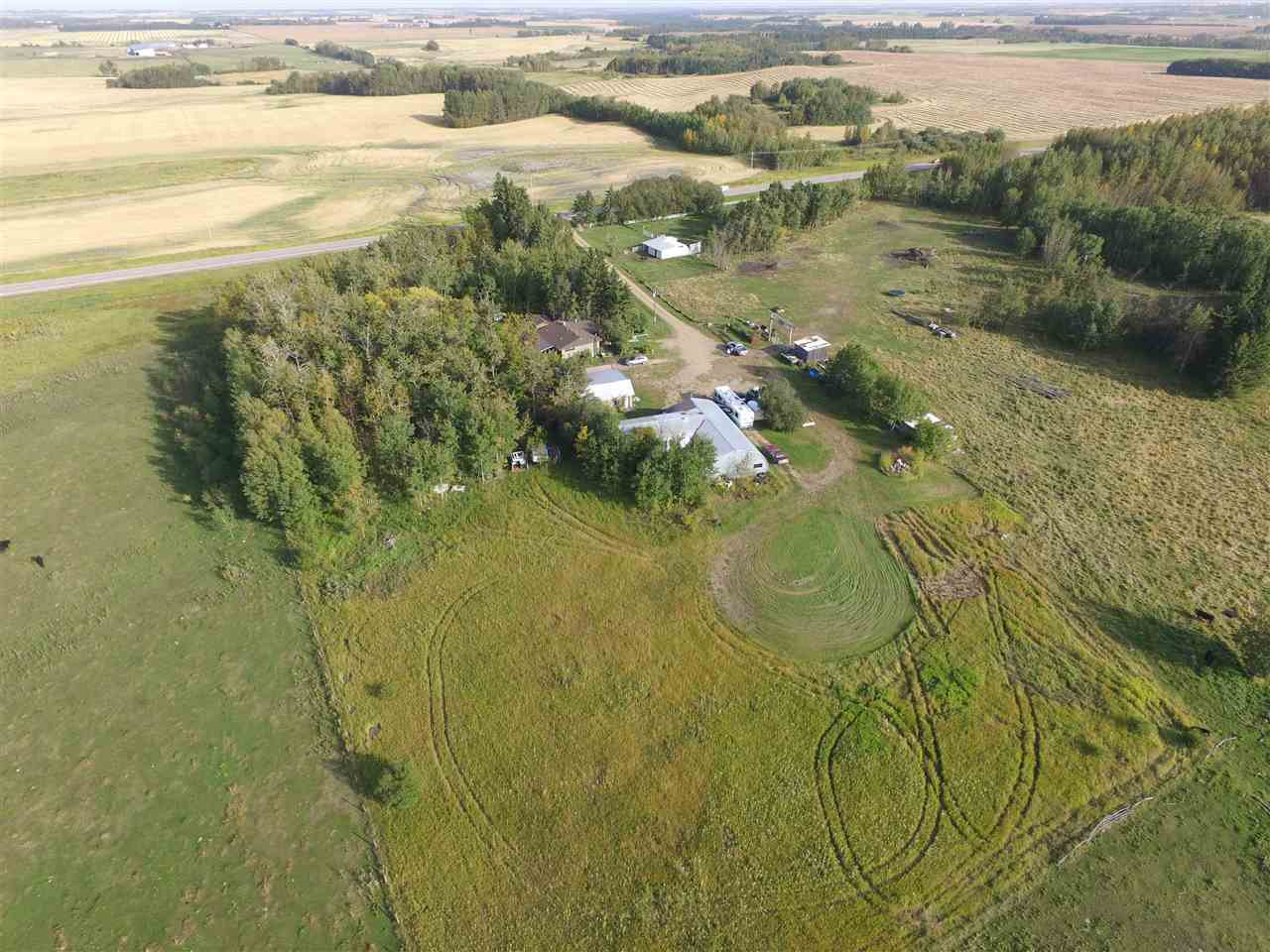 Photo 48: Photos: 472050A Hwy 814: Rural Wetaskiwin County House for sale : MLS®# E4213442