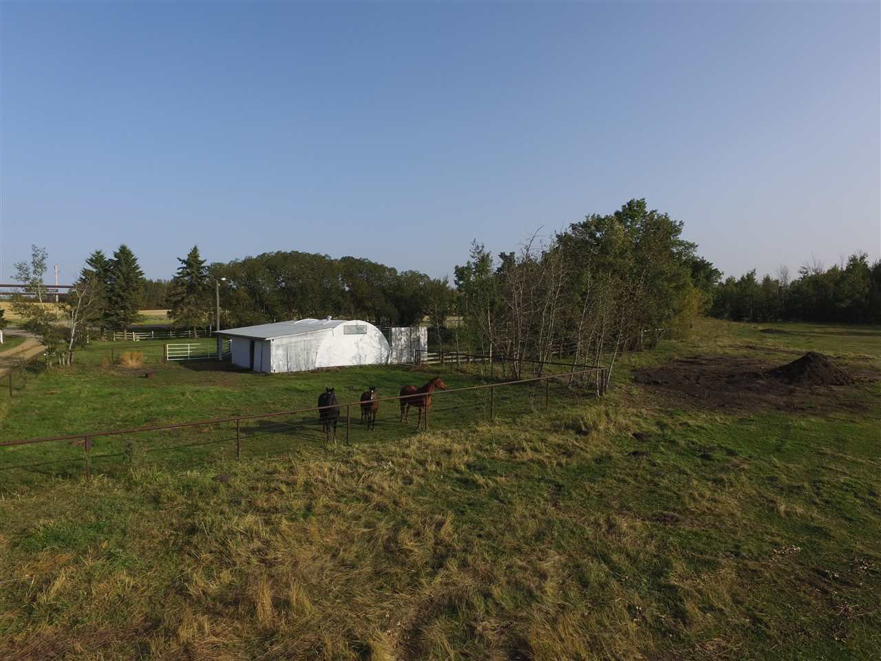 Photo 40: Photos: 472050A Hwy 814: Rural Wetaskiwin County House for sale : MLS®# E4213442