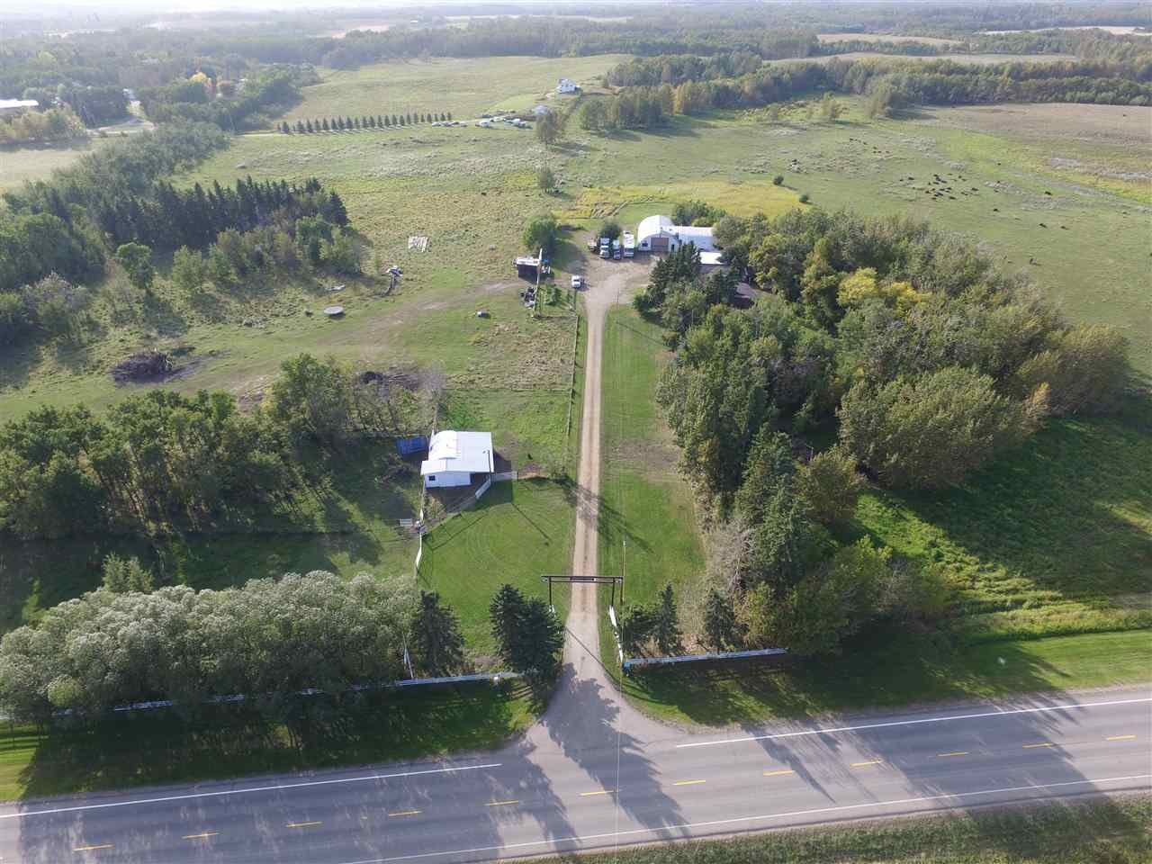 Photo 46: Photos: 472050A Hwy 814: Rural Wetaskiwin County House for sale : MLS®# E4213442