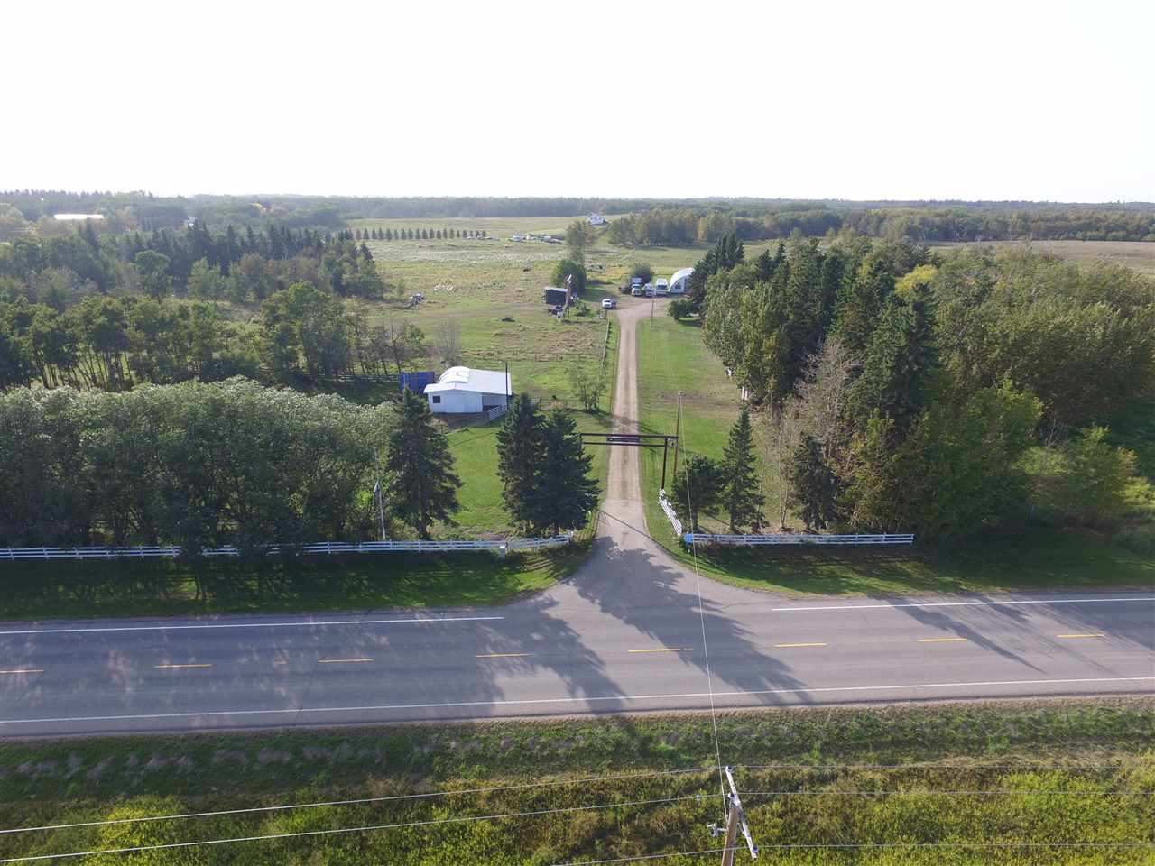 Photo 47: Photos: 472050A Hwy 814: Rural Wetaskiwin County House for sale : MLS®# E4213442