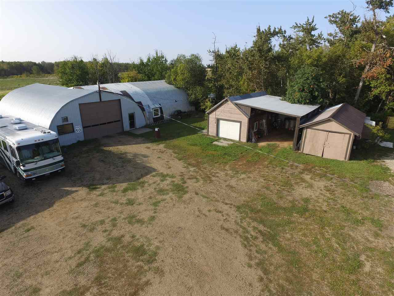 Photo 38: Photos: 472050A Hwy 814: Rural Wetaskiwin County House for sale : MLS®# E4213442
