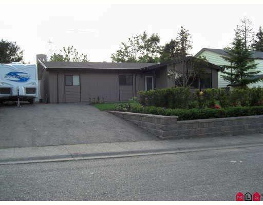 Main Photo:  in Aldergrove: Home for sale