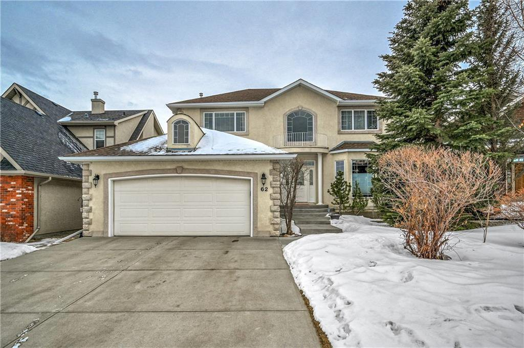 Main Photo: 62 DISCOVERY RIDGE View SW in Calgary: Discovery Ridge Detached for sale : MLS®# C4281196