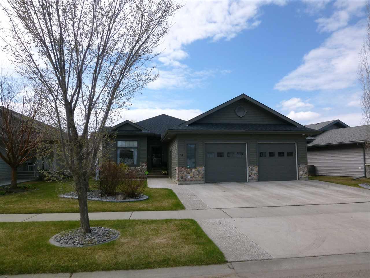 Main Photo: 33 WILLOW BROOK Point: Stony Plain House for sale : MLS®# E4193080