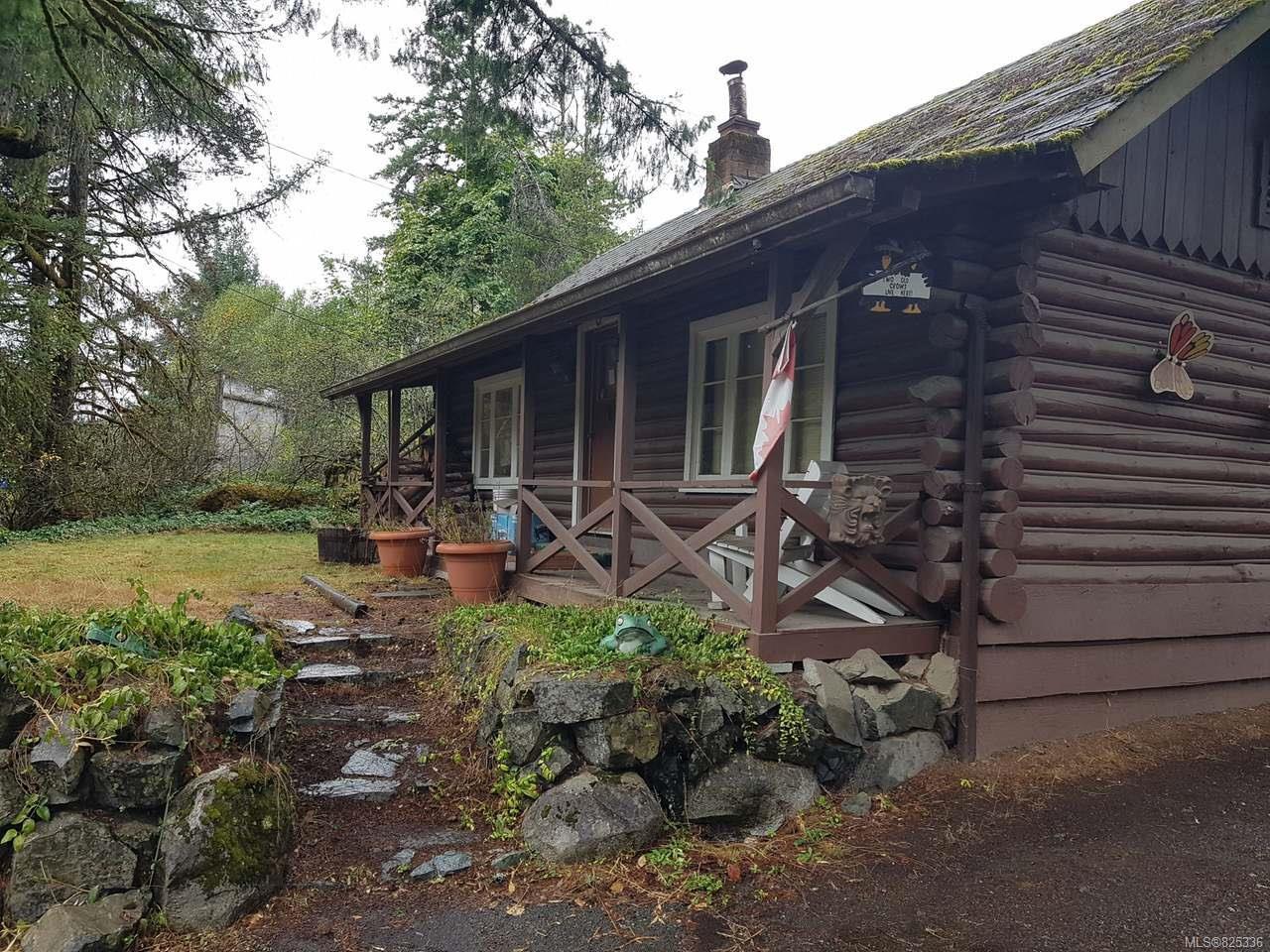 Main Photo: 8051 Pacific Rim Hwy in PORT ALBERNI: PA Sproat Lake House for sale (Port Alberni)  : MLS®# 825336
