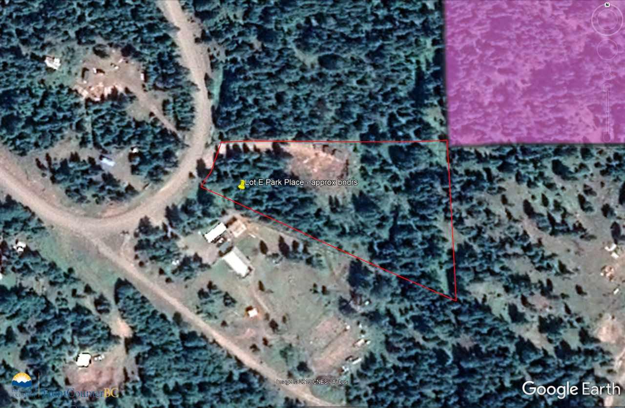 Photo 2: Photos: LOT E PARK Place: Lac la Hache Land for sale (100 Mile House (Zone 10))  : MLS®# R2415507