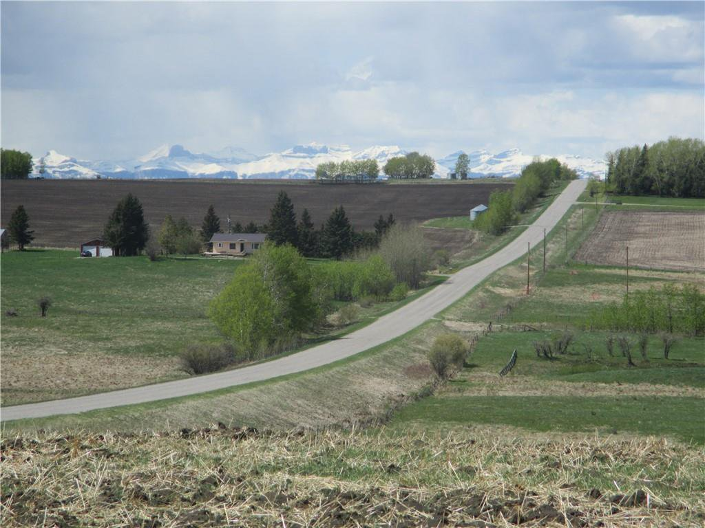 Main Photo: Twp Rd 290: Rural Mountain View County Land for sale : MLS®# C4278326