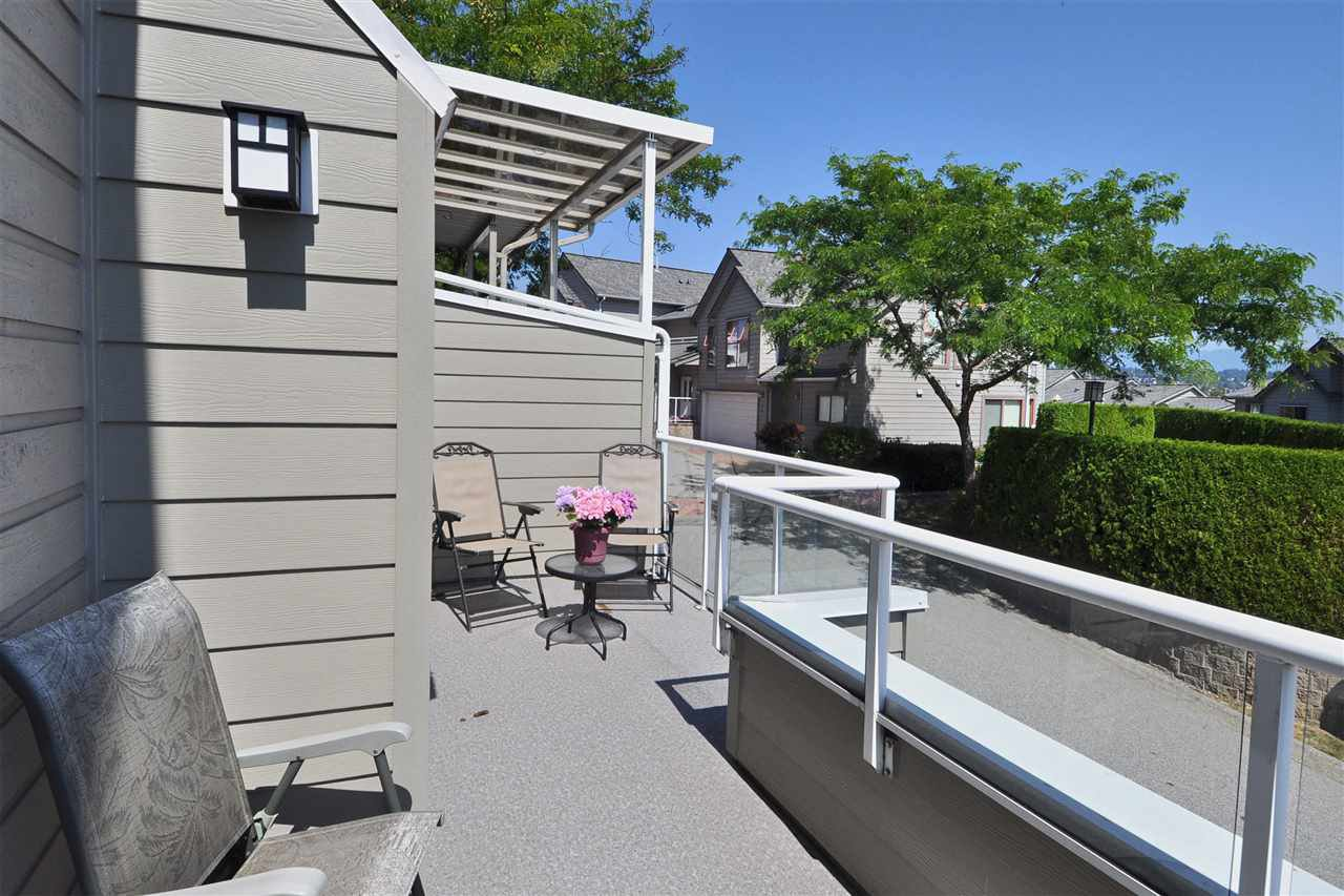 Photo 18: Photos: 71 323 GOVERNORS COURT in New Westminster: Fraserview NW Townhouse for sale : MLS®# R2395790